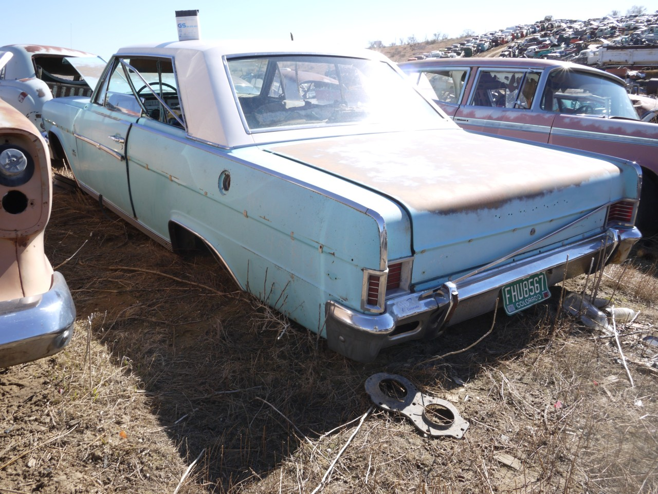 1964 Rambler Classic Wiring Diagram Junkyard Find 1966 770 Coupe The Truth About Cars With That Kind Of Competition At Roughly Same Price American Motors Didnt Sell Many 770s