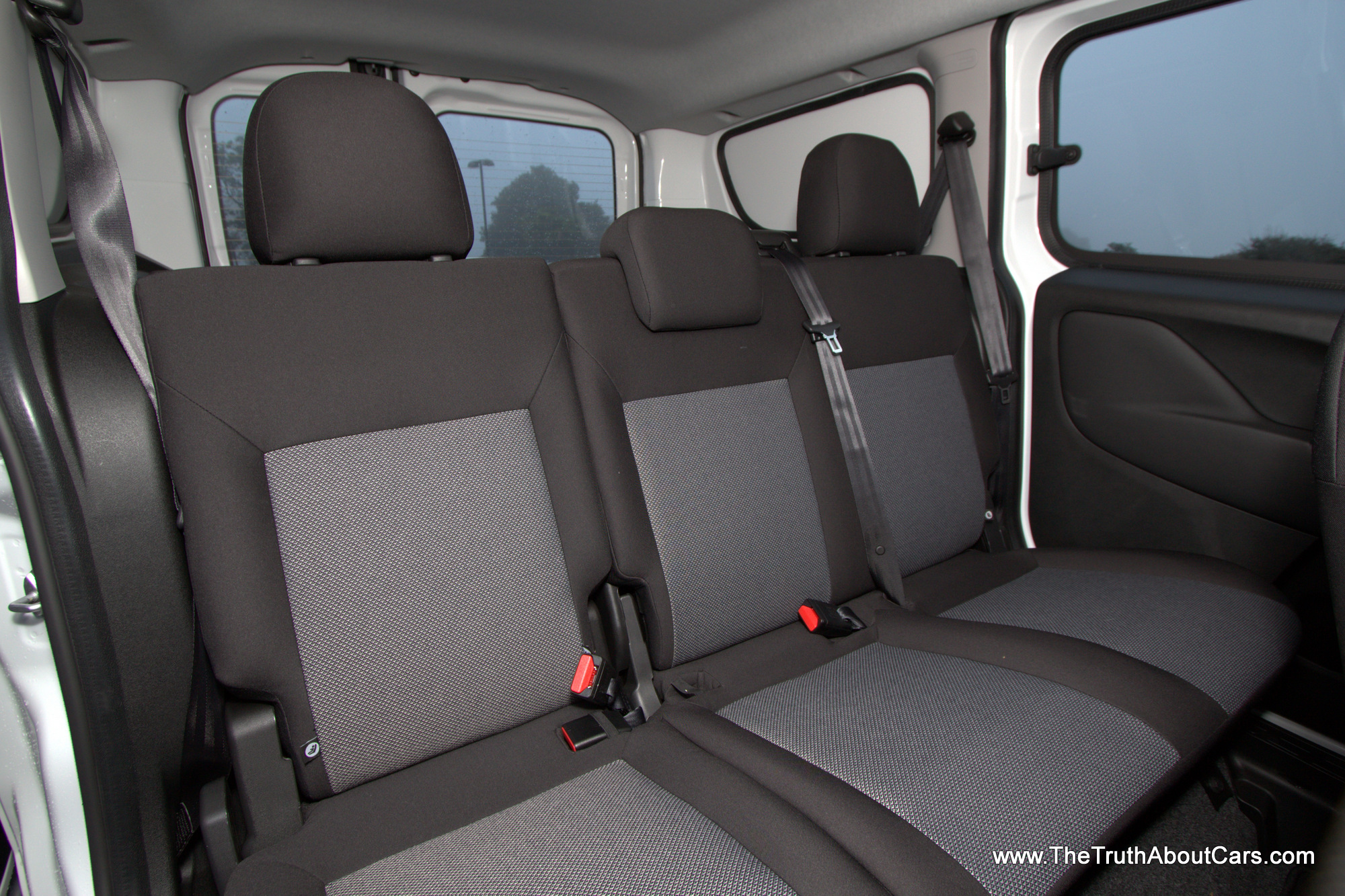 Review 2015 Ram Promaster City The Truth About Cars