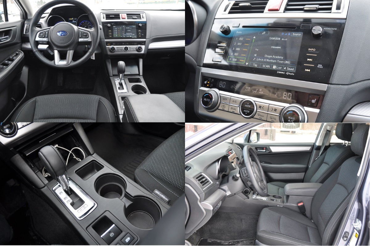 Review 2015 Subaru Outback 25i Premium The Truth About Cars 1988 Porsche 944 Fuse Box Interior Frotn Details