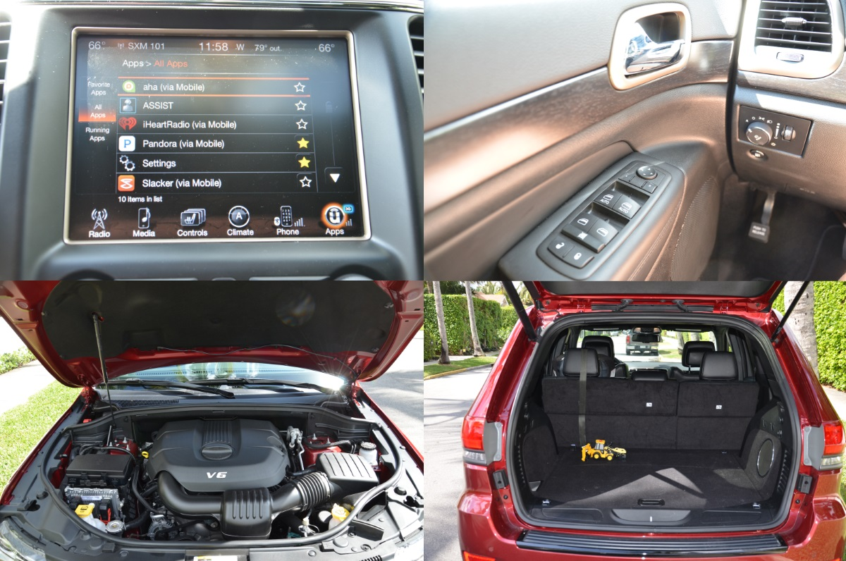 review 2015 jeep grand cherokee altitude 4x4 the truth. Black Bedroom Furniture Sets. Home Design Ideas