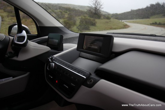 2015 BMW i3 Range Extender Interior Dashboard