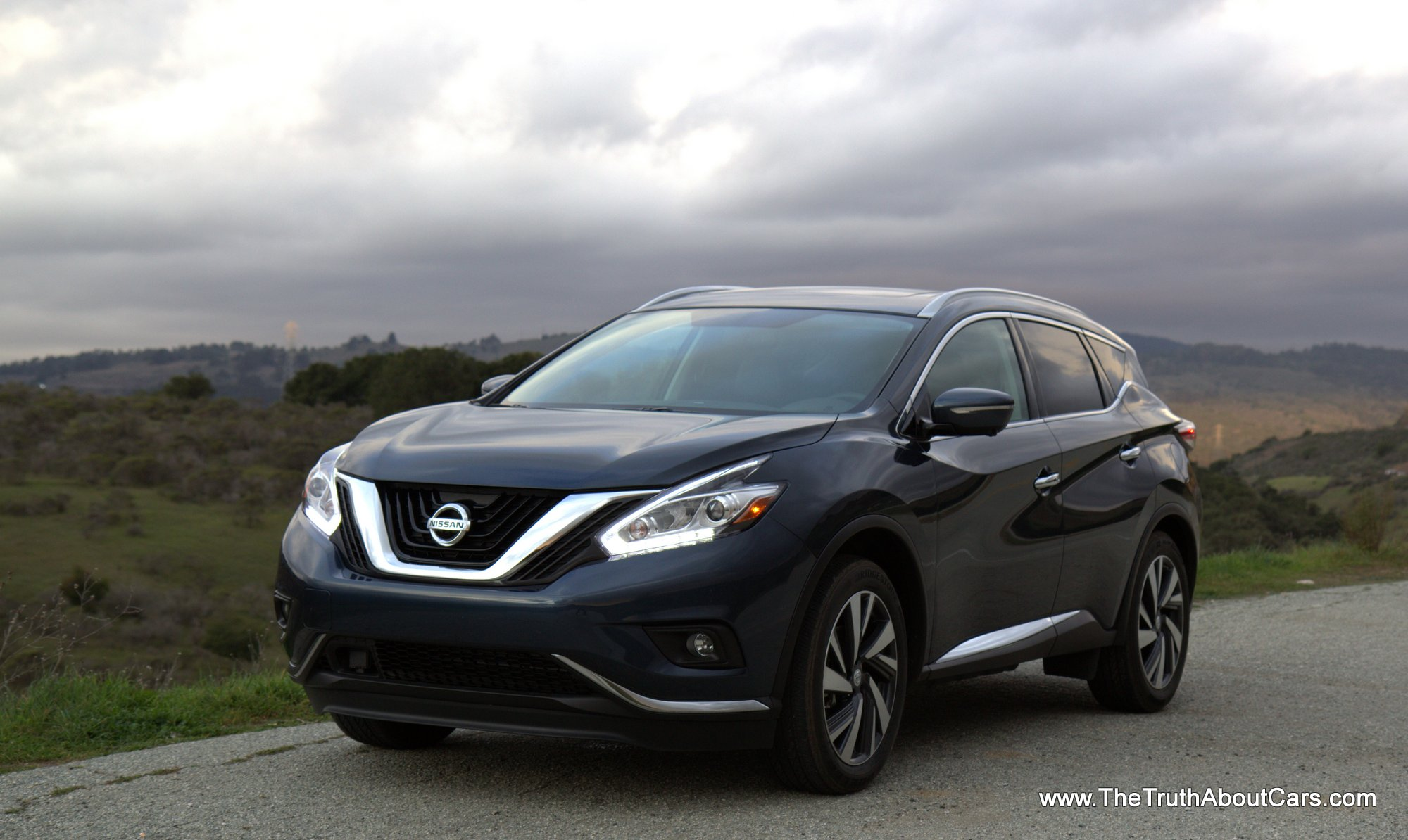 Review 2015 Nisssan Murano Platinum With Video The