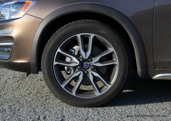 2015.5 Volvo V60 Cross Country Exterior 18-inch Wheel