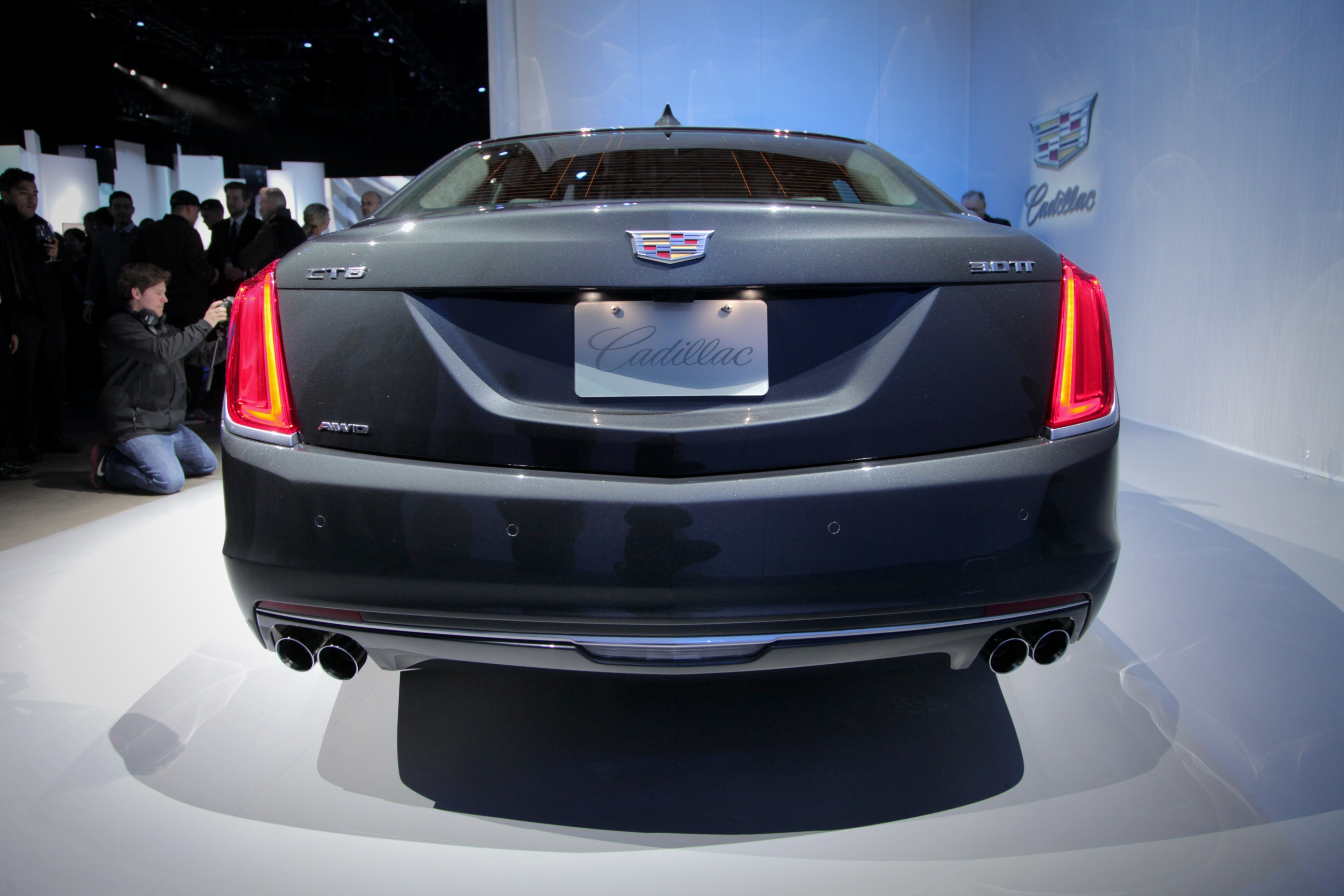 New York 2017 Cadillac Ct6 Is Coming With Length