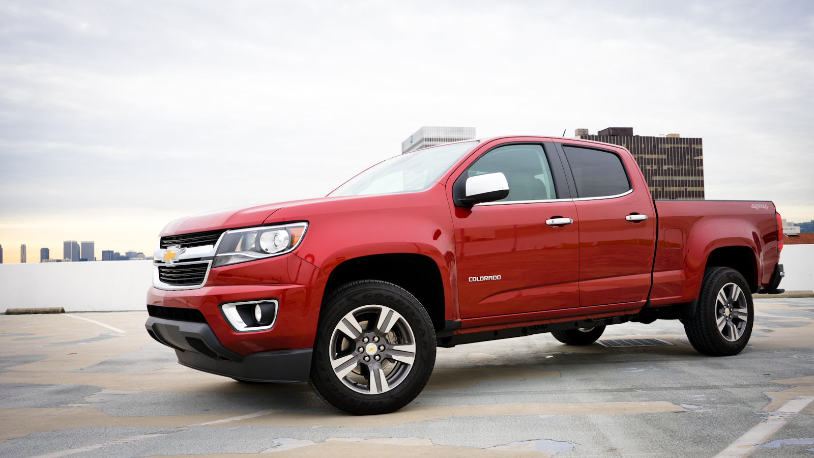 2015 Chevrolet Colorado Reviewed The Truth About Cars