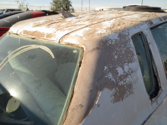 12 - 1976 Chevrolet Monte Carlo Down On the Junkyard - Pictures courtesy of Murilee Martin