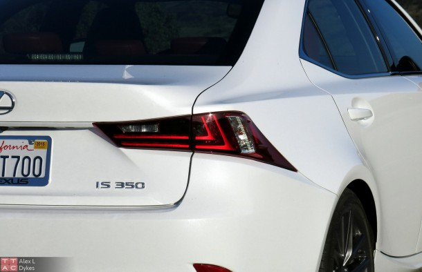 2015 Lexus IS 350 F-Sport Exterior -011