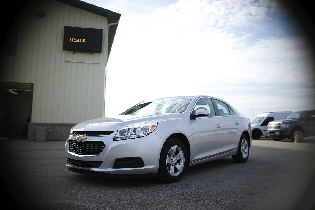 2015 Chevrolet Malibu LT Rental Car Review - The Truth About Cars