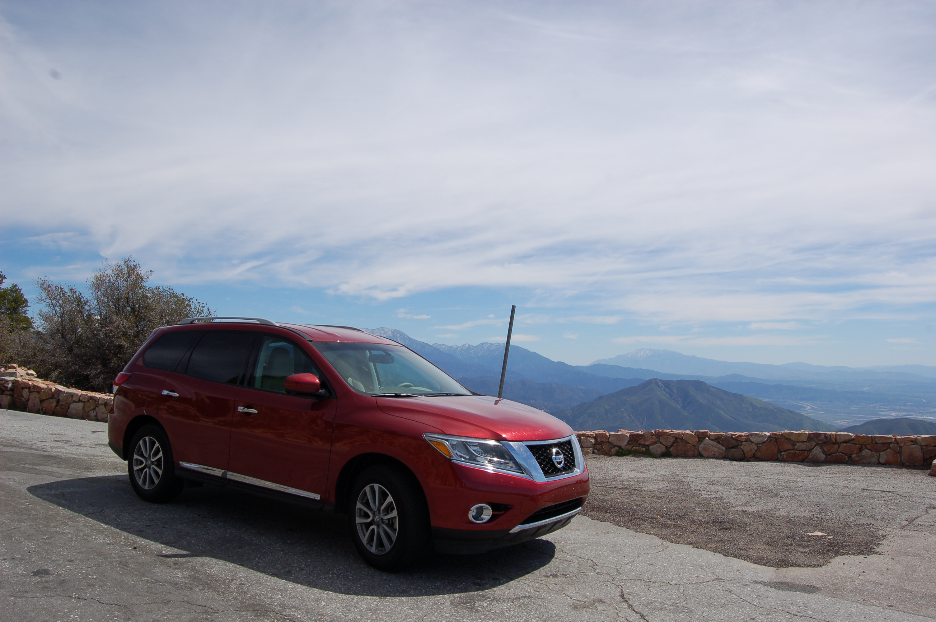 Capsule Review 2015 Nissan Pathfinder The Truth About Cars 2014 Trailer Harness Dsc 0028
