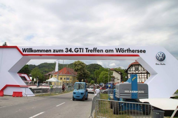 34th GTI Meeting, Worthersee