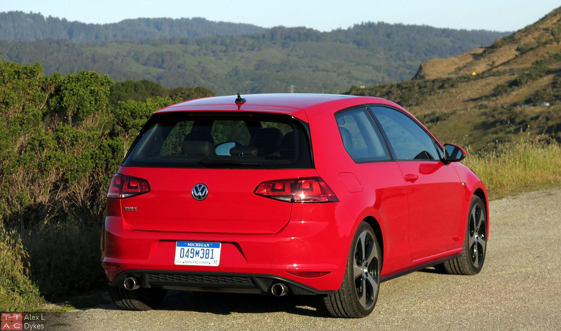 2015 Vw Gti 2 Door Gauges 002 The Truth About Cars