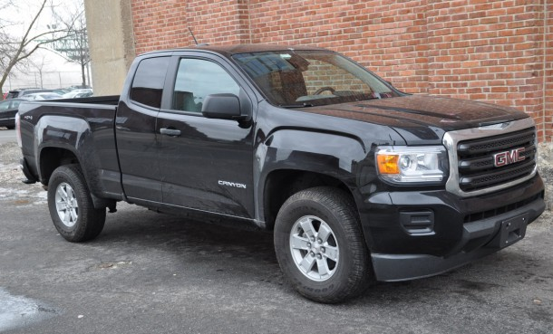 2015 GMC Canyon 4x4 2.5L Extended Cab Review - The Truth ...