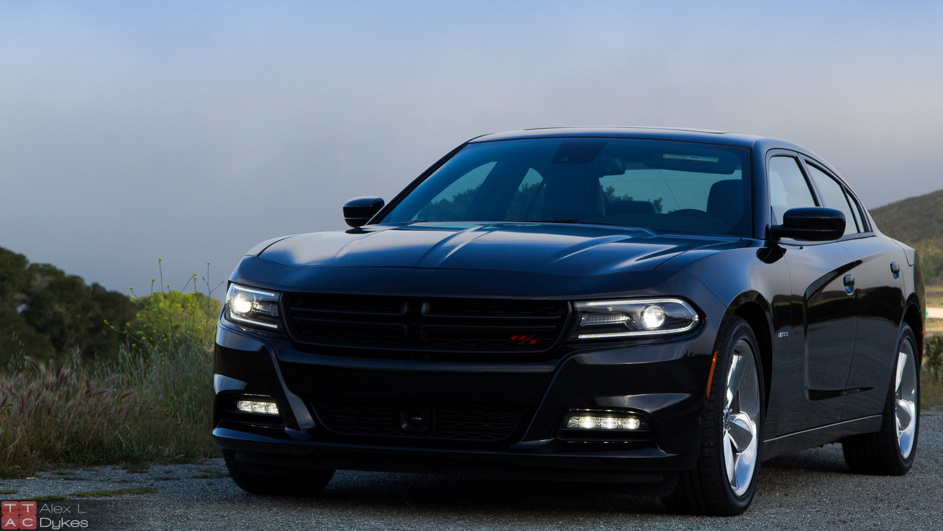 2015 Dodge Charger R T Road and Track Review With Video