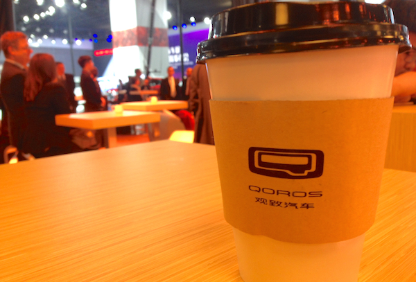 80. Qoros Coffee