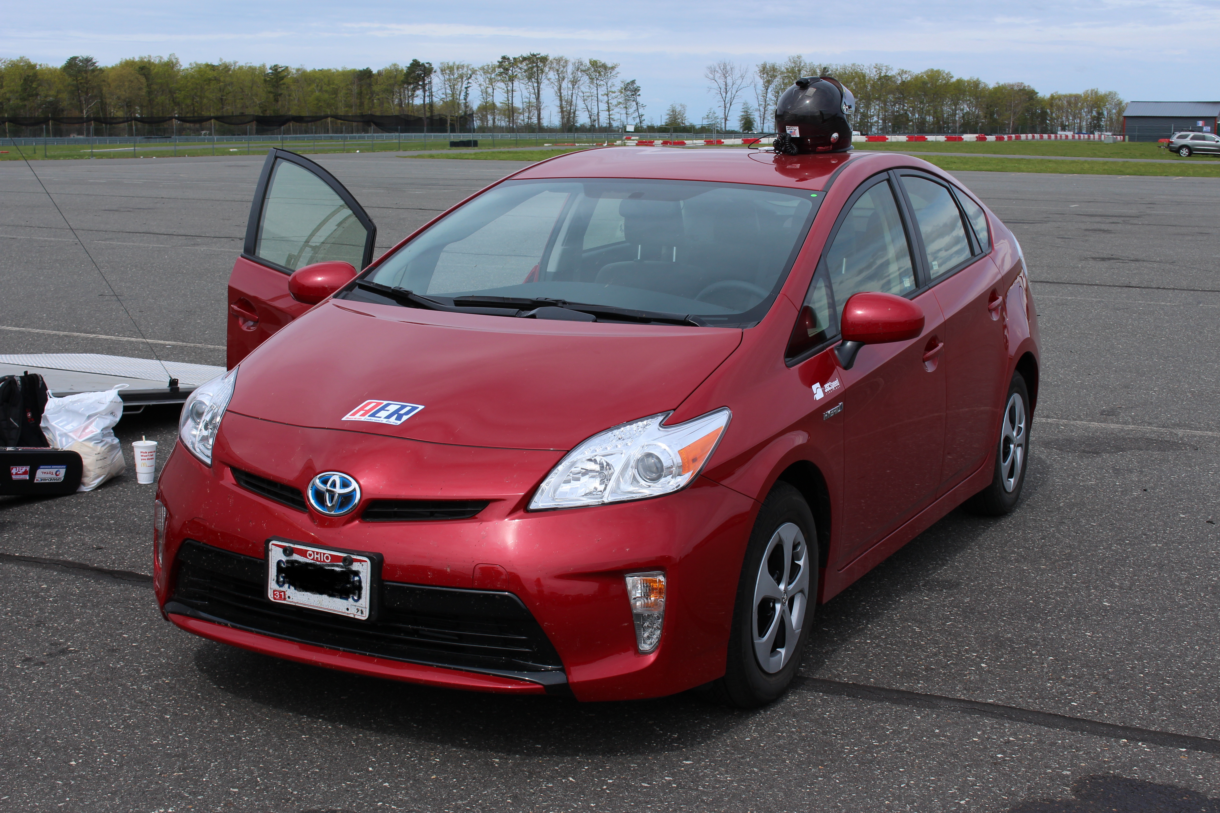Excellent 2015 Toyota Prius Track Tested Review