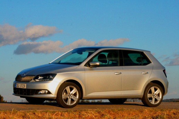 fabia_front_side_against_sky