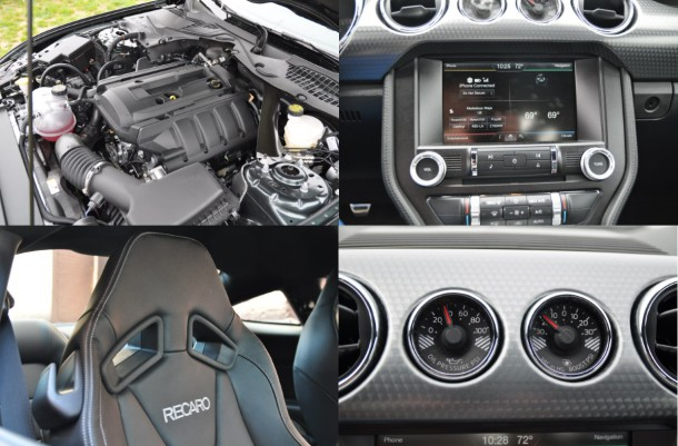 2015 ford mustang ecoboost other details