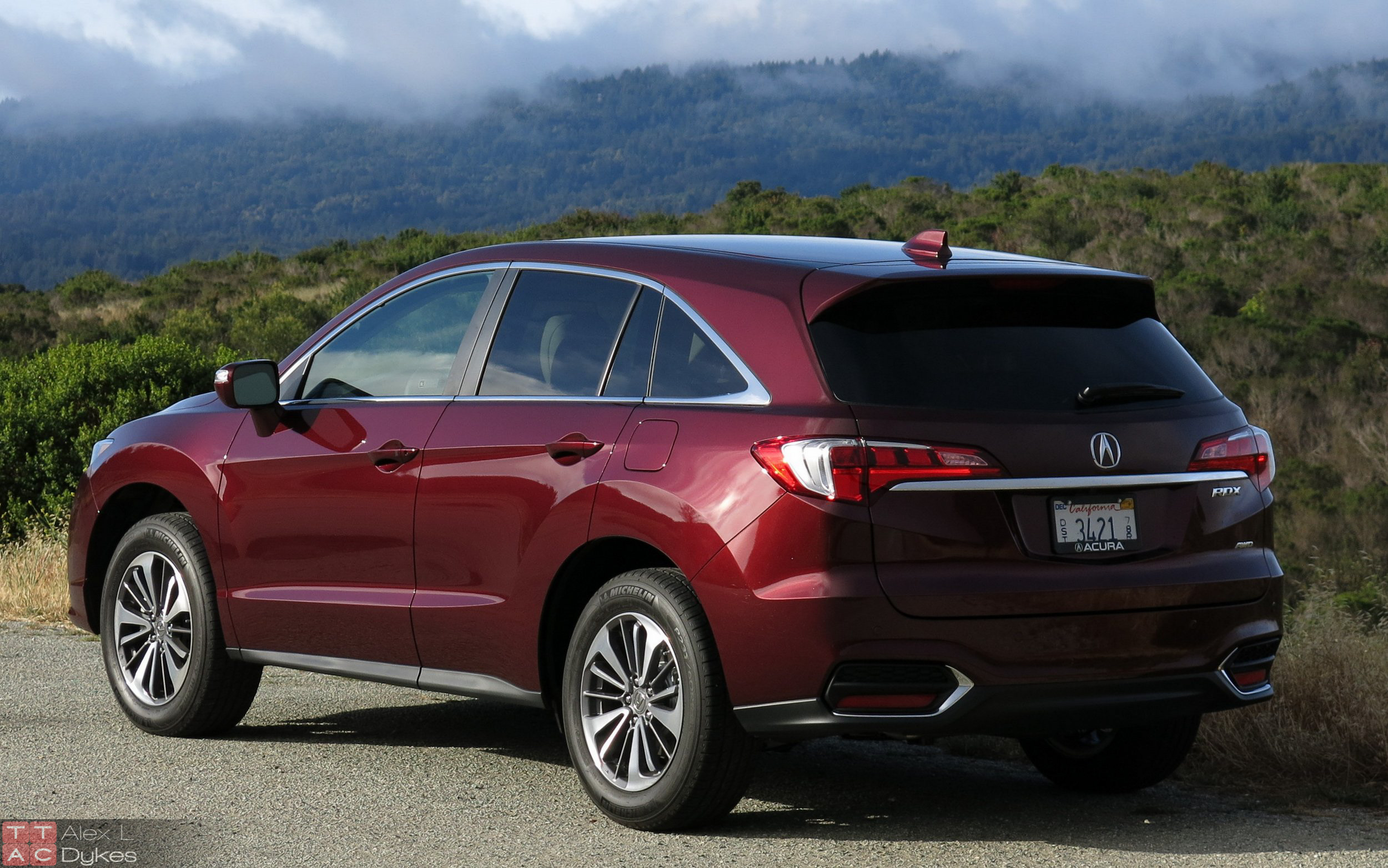 Car Exterior: 2016 Acura RDX AWD Review (With Video
