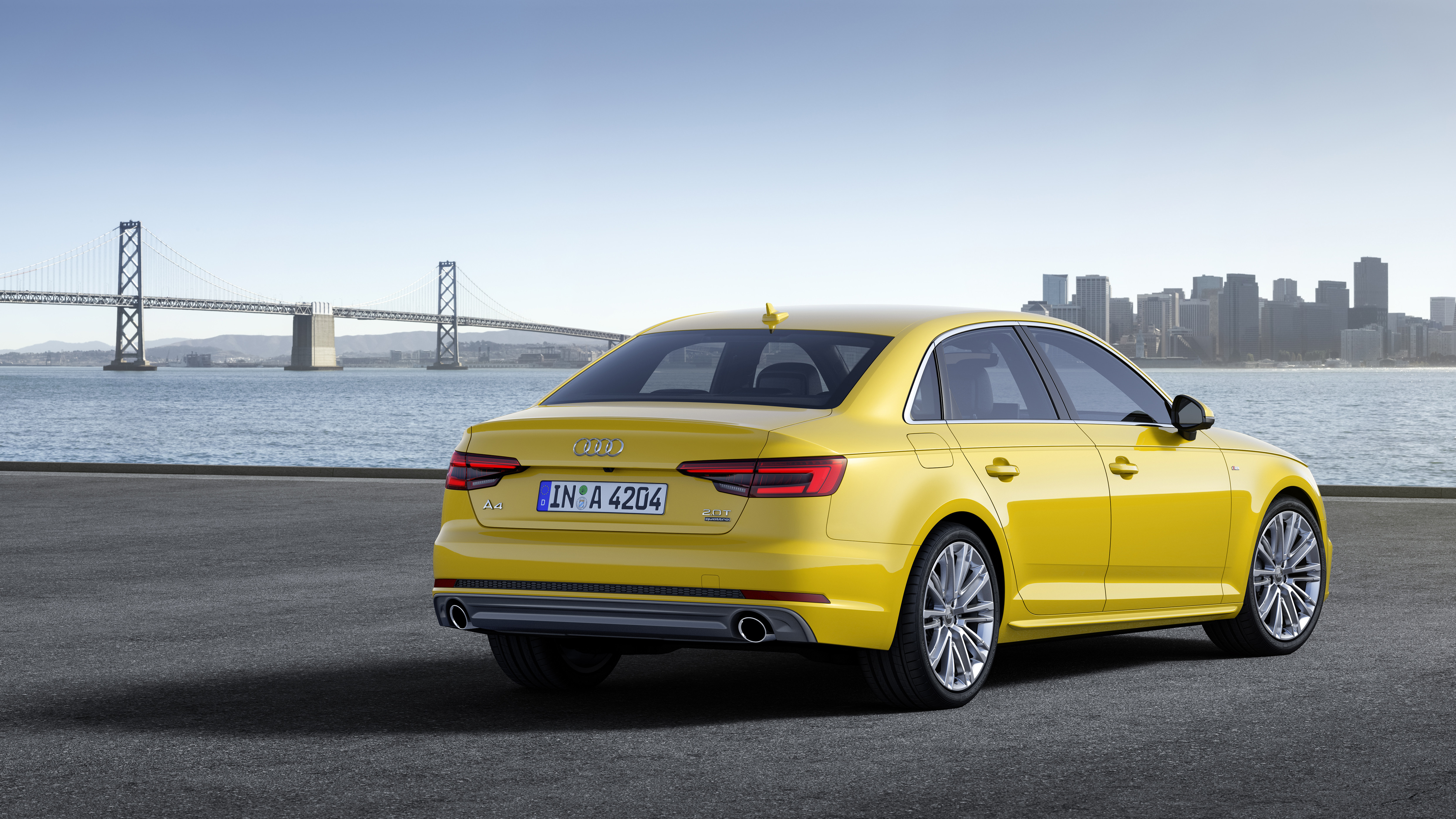 OFFICIAL Audi A Goes Bigger Lighter With Predictable - Audi official