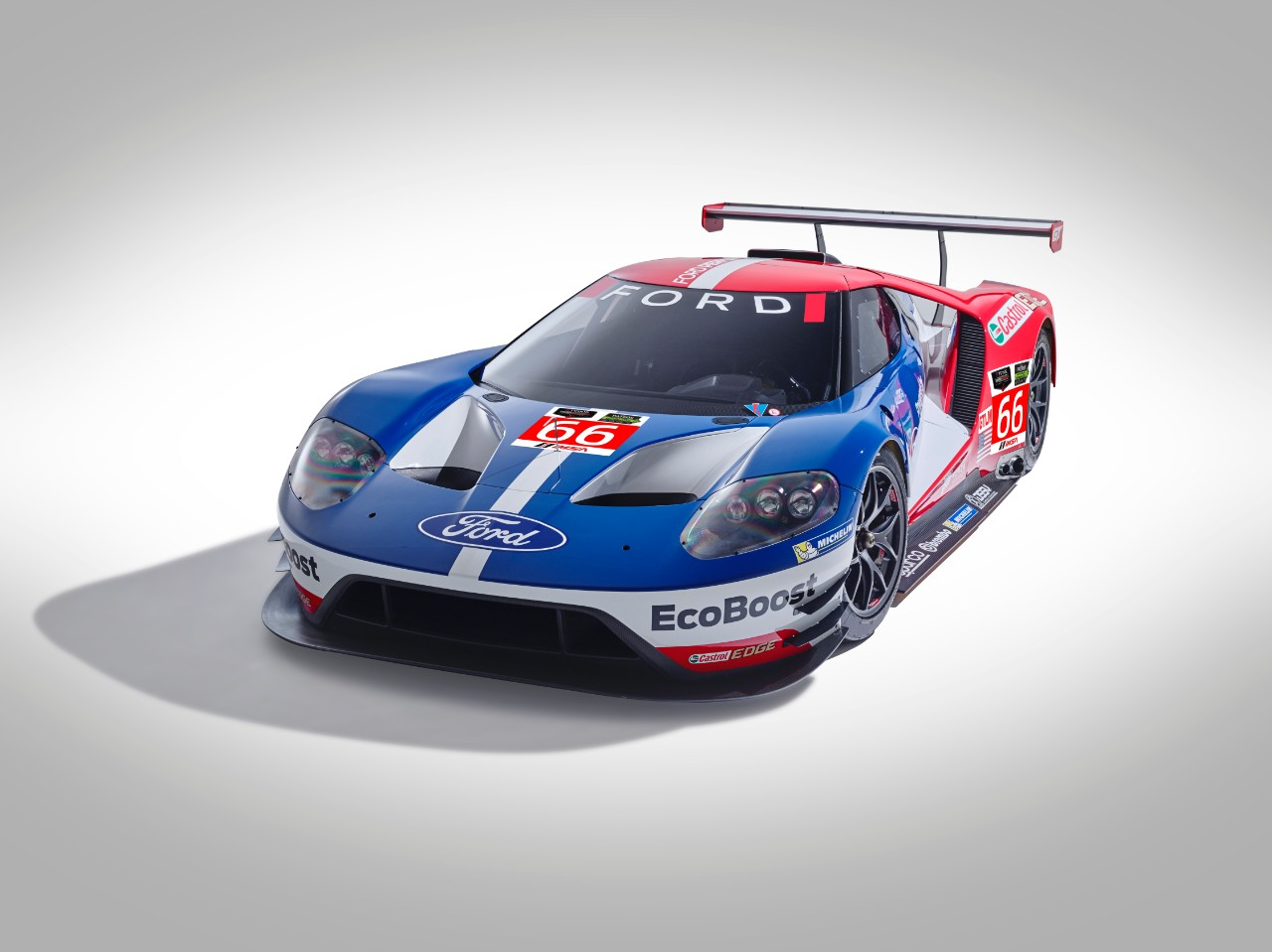 Ford Gt Returns To Le Mans Imsa Ford Performance
