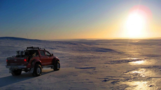 Top Gear Arctic Expedition