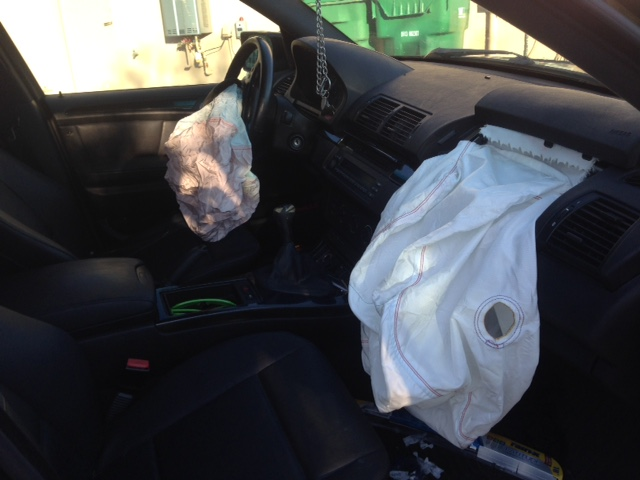 Why Did The Airbags In This Bmw X5 Deploy Without Warning The Truth About Cars
