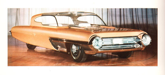 Ford La Galaxie, front view