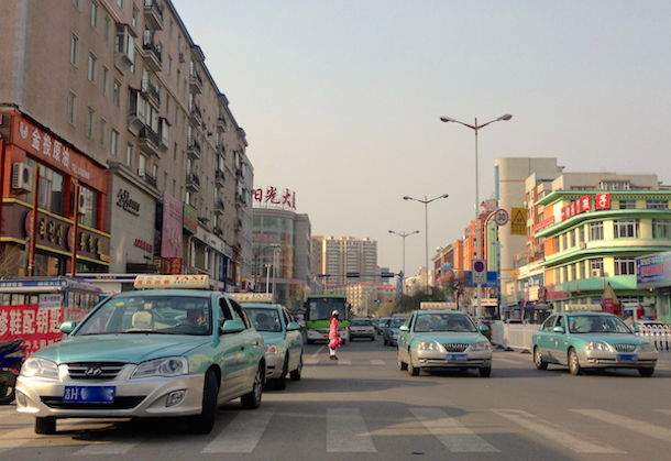 Yanji China  city pictures gallery : China 2015: Cars of Yanji, Yanbian Korean Autonomous Prefecture