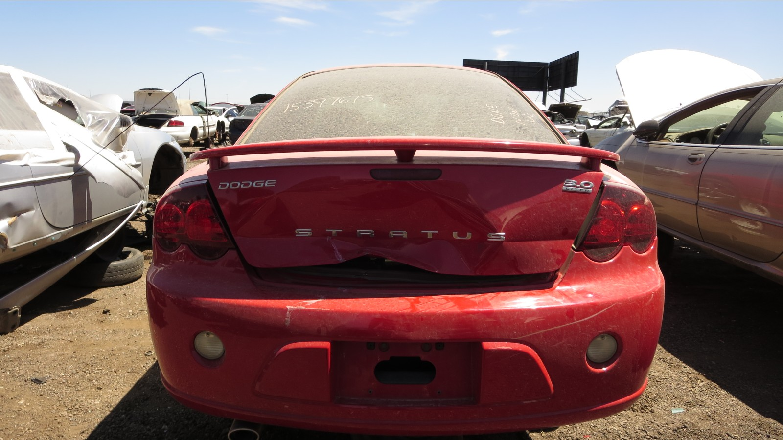 2004 Dodge Stratus R  T Coupe  U2013 Junkyard Find