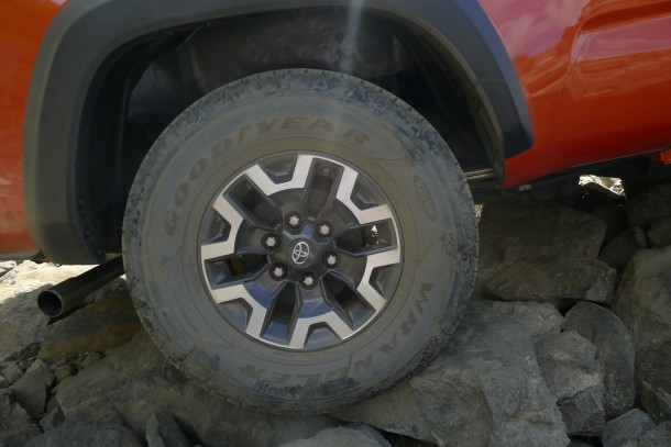 House Buyers Survey >> 2016 Toyota Tacoma Has Rear Drum Brakes, Here's Why
