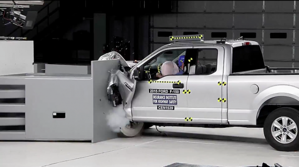 2015 F-150 Crash Test