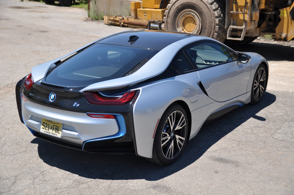 2015 Bmw I8 Review Supercar For Environmentalists