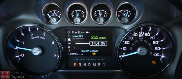 2015 Ford F-350 Instrument Cluster