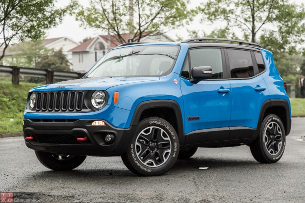 2015 Jeep Renegade Trailhawk Review – Gimmicky Nostalgia
