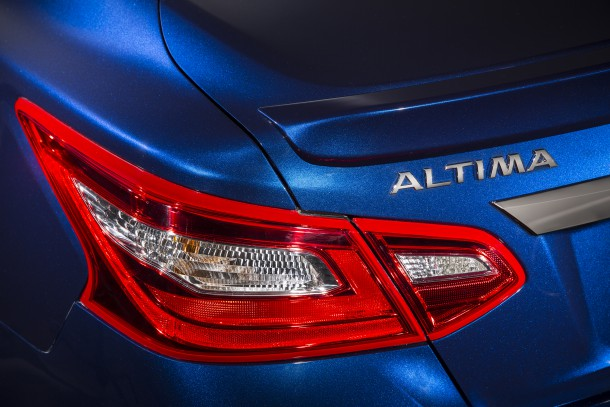 2016 Nissan Altima 2.5 S >> Here's the New 2016 Nissan Altima