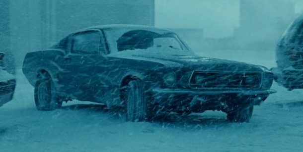 "Mustang GT in ""Assault on Precinct 13"", 2005"