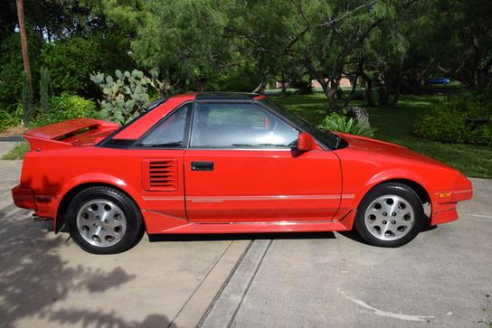 Old White Land Rover >> 1988 Toyota MR2 Supercharged – Digestible Collectible