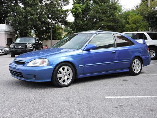 1999 honda civic si digestible collectible. Black Bedroom Furniture Sets. Home Design Ideas