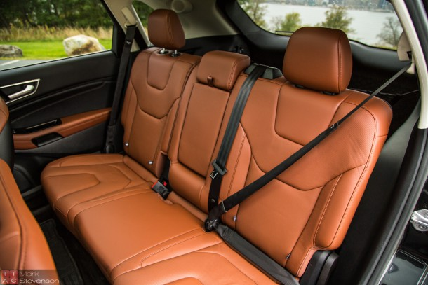 Ford Edge 2015 Cargo Space Autos Post