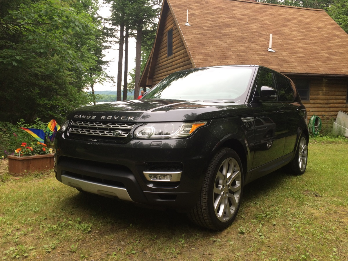 2015 range rover sport hse review a memorable ride. Black Bedroom Furniture Sets. Home Design Ideas