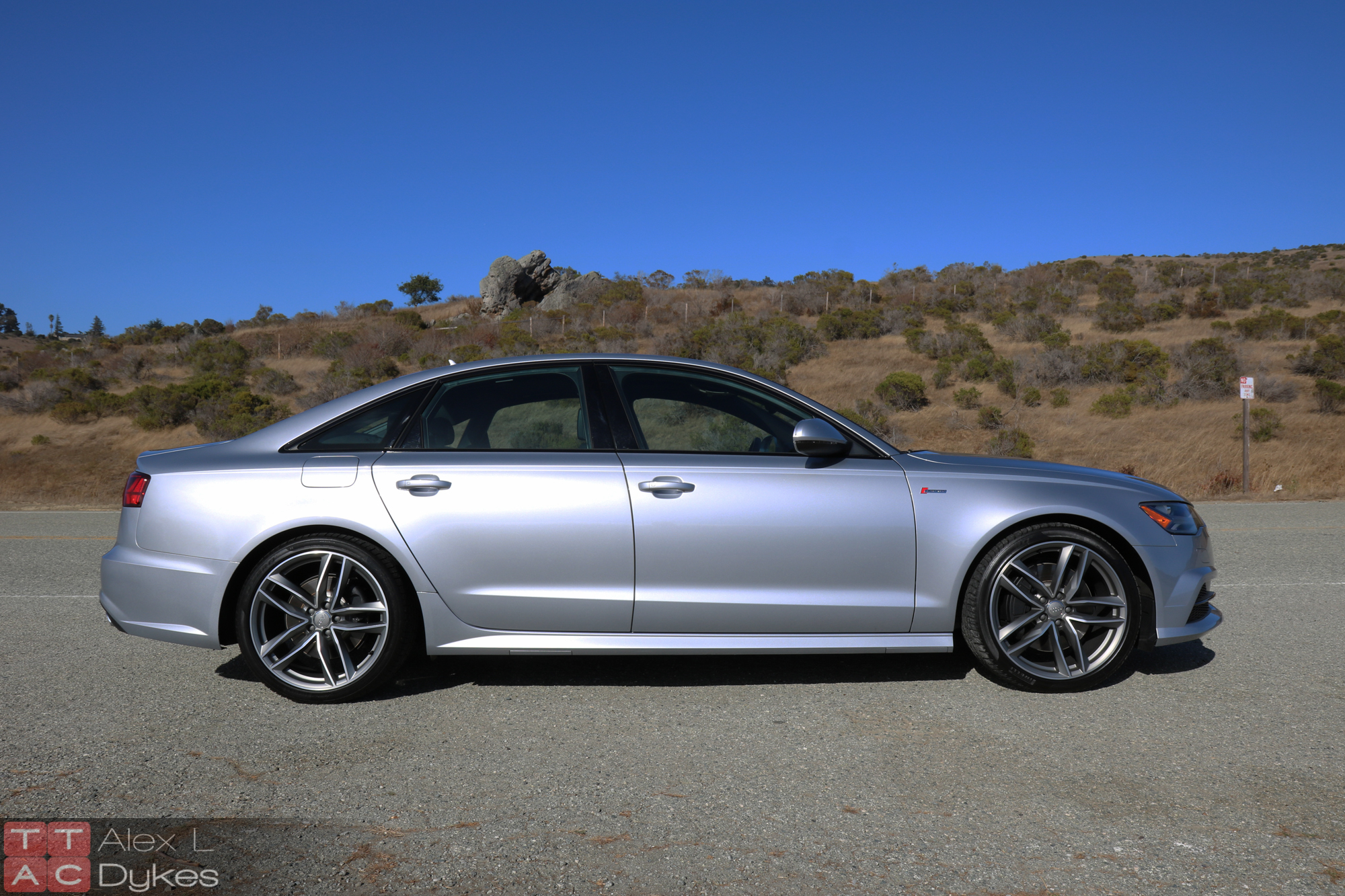 2016 Audi A6 3.0T Review (With Video)