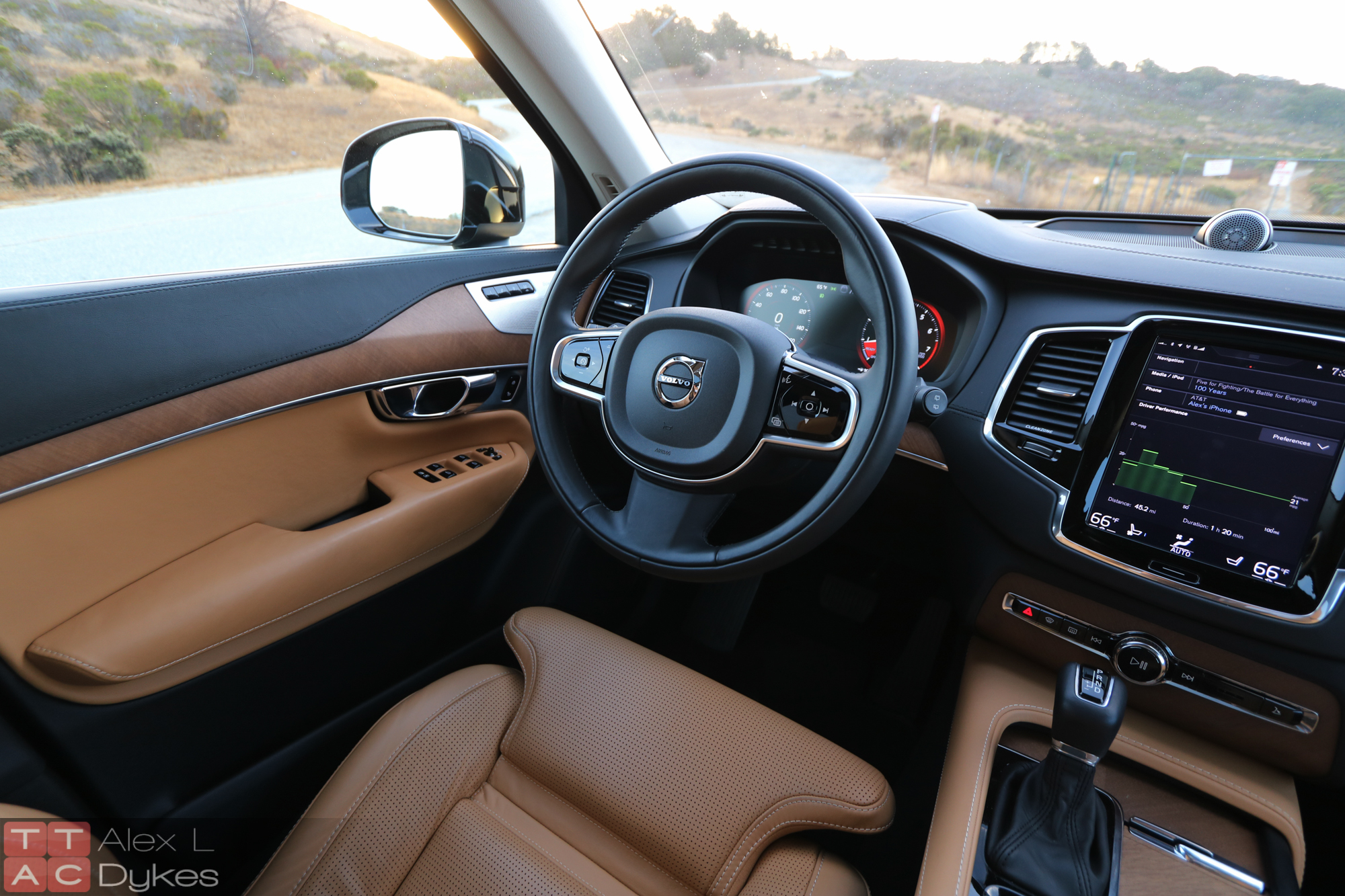 2016 volvo xc90 inscription interior 001 the truth about cars. Black Bedroom Furniture Sets. Home Design Ideas