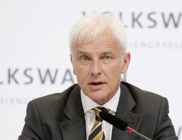 Matthias Müller, Image: Volkswagen AG/Wikimedia Commons (CC BY 3.0)