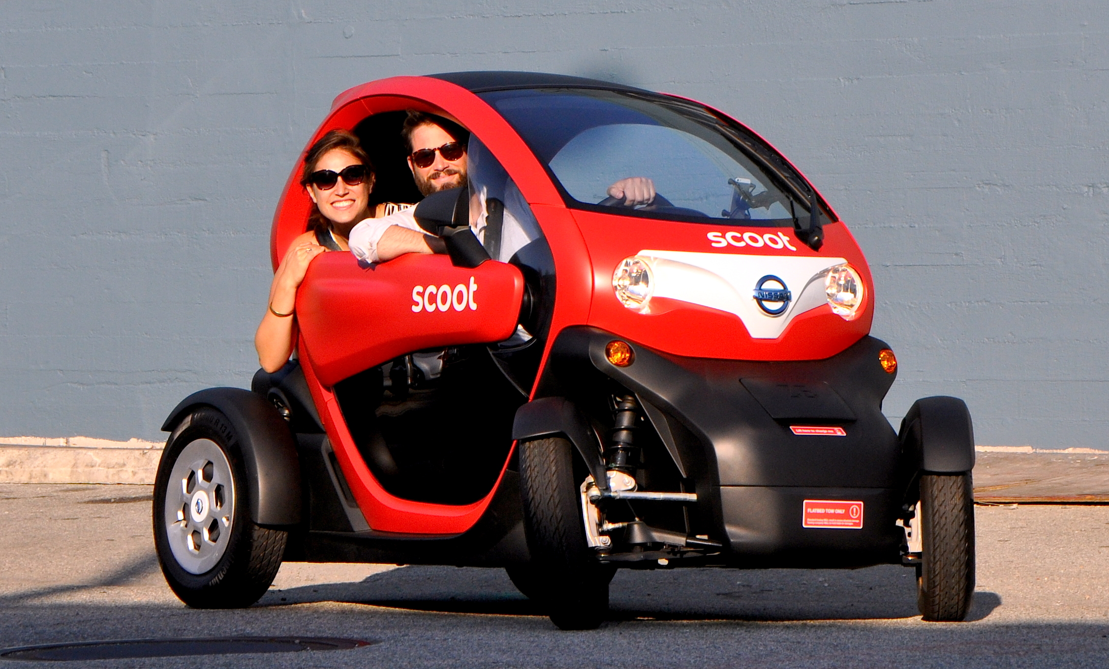 Here's The Renault Twizy in the US, Hassle-free. No, Really.