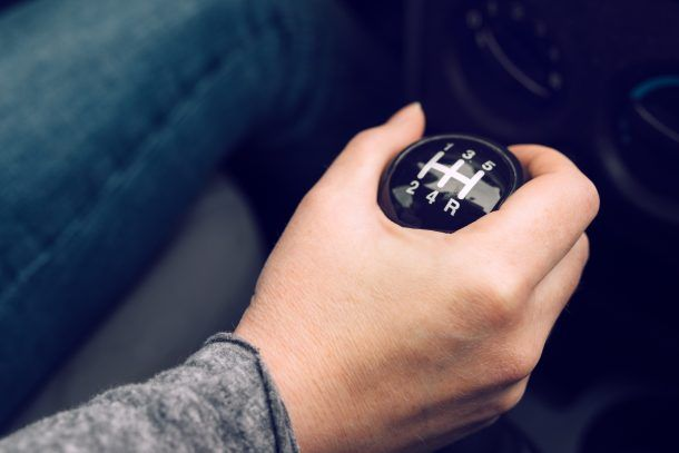 manual transmission. image: shutterstock user igorstevanovic