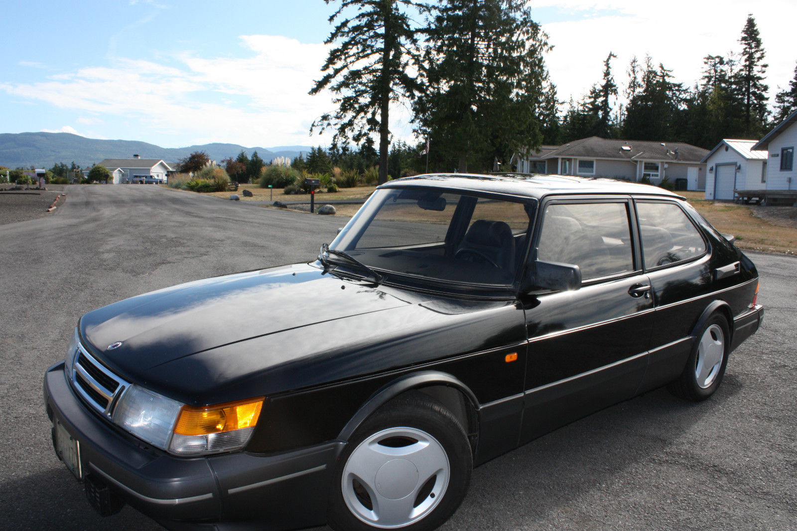 1988 Saab 900 Spg Digestible Collectible