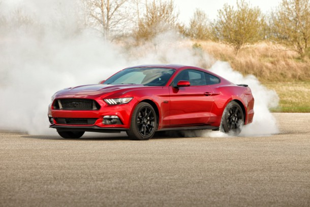 Why The Mustang Sells So Well In Europe And What Us Automakers Don