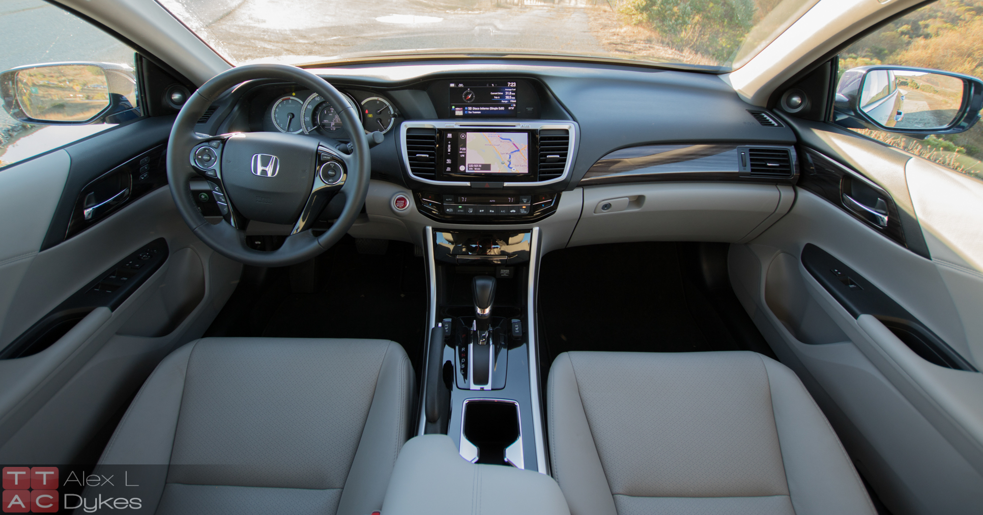 2016 Honda Accord Sedan Review Quintessential Family