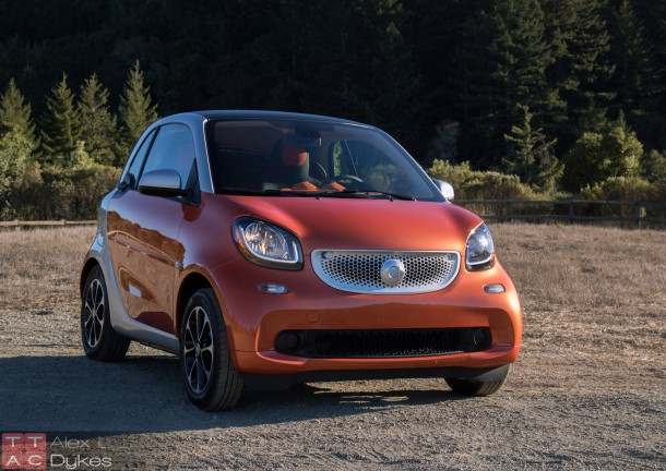 2016 Smart Fortwo Exterior 005