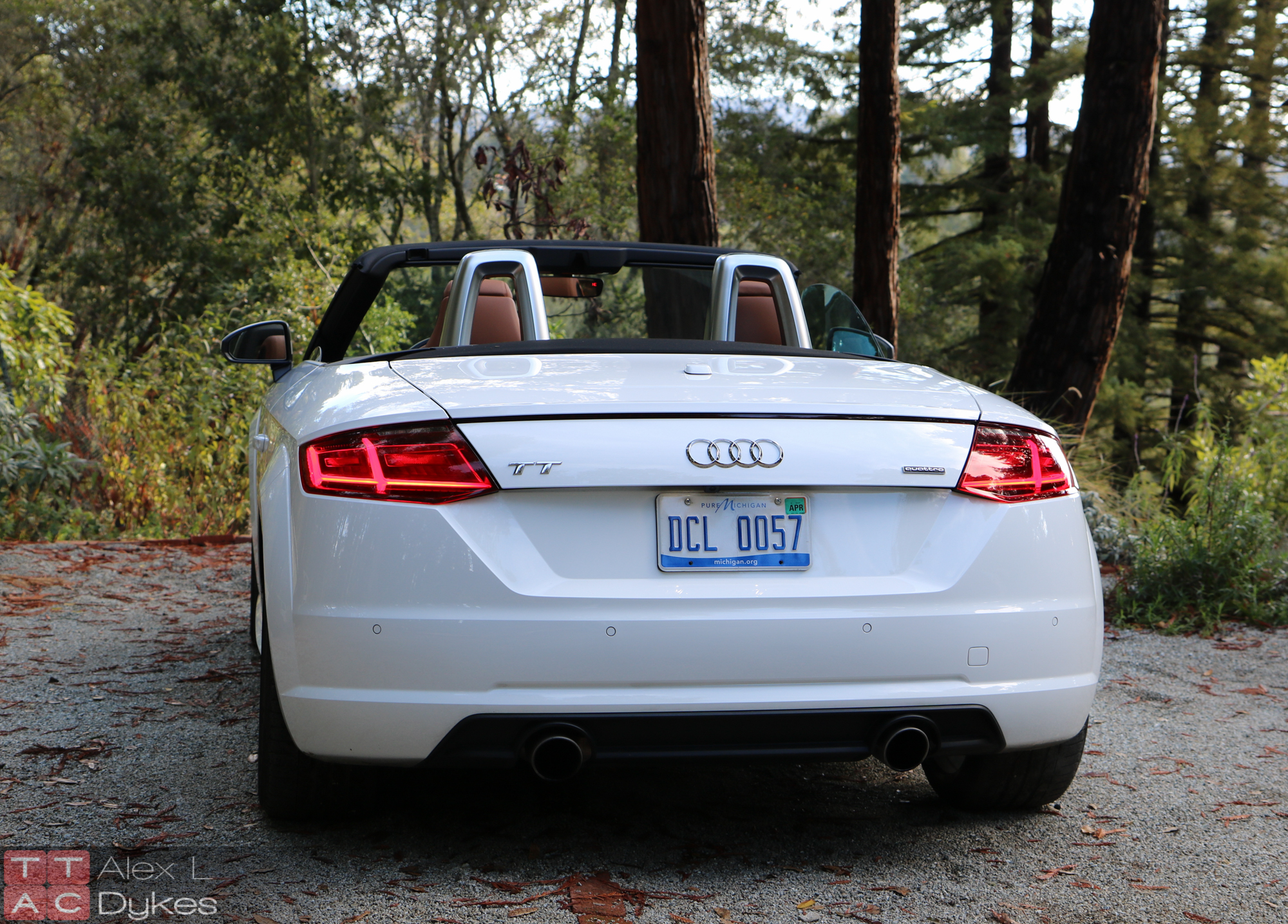 2016 audi tt roadster exterior 007 the truth about cars. Black Bedroom Furniture Sets. Home Design Ideas